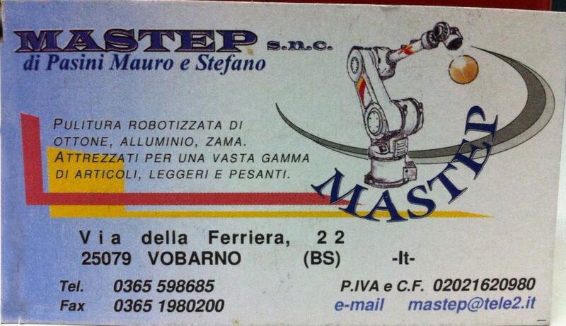 Mastep di Pasini Mauro & Stefano