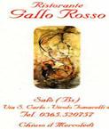 Ristorante Gallo Rosso Sal